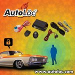 AutoLoc Hands Free Keyless Entry System